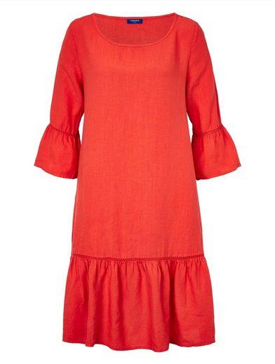 Conleys Blue Kleid aus 100% Leinen