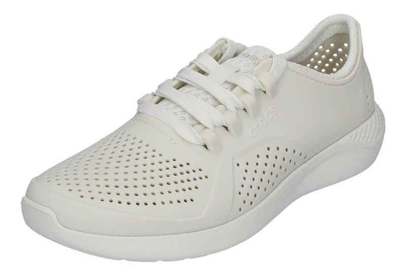 Crocs »LiteRide Pacer« Sneaker almost white