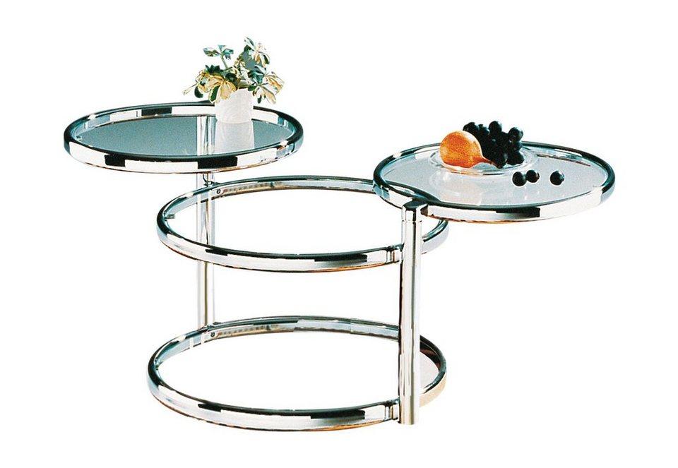 haku couchtisch chrom online kaufen otto. Black Bedroom Furniture Sets. Home Design Ideas