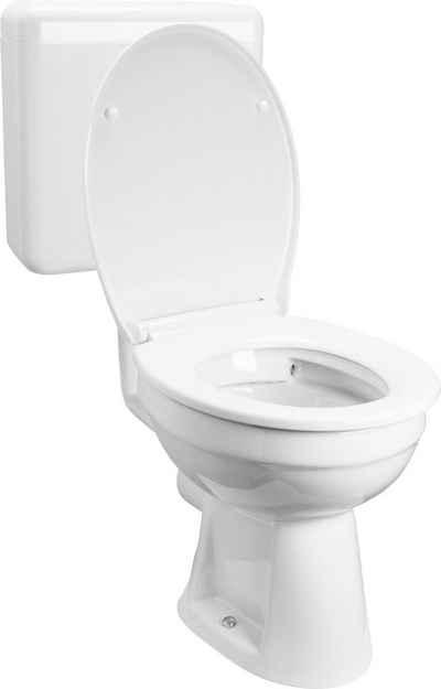 Favorit Stand-WC online kaufen » im Set & mit Spülkasten | OTTO CS14