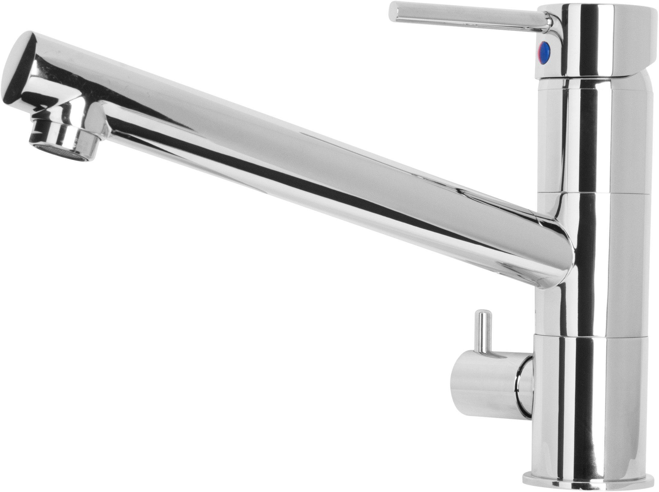 Spülenarmatur »ZELINA Einhebelmischer«, mit Maschinenanschluss