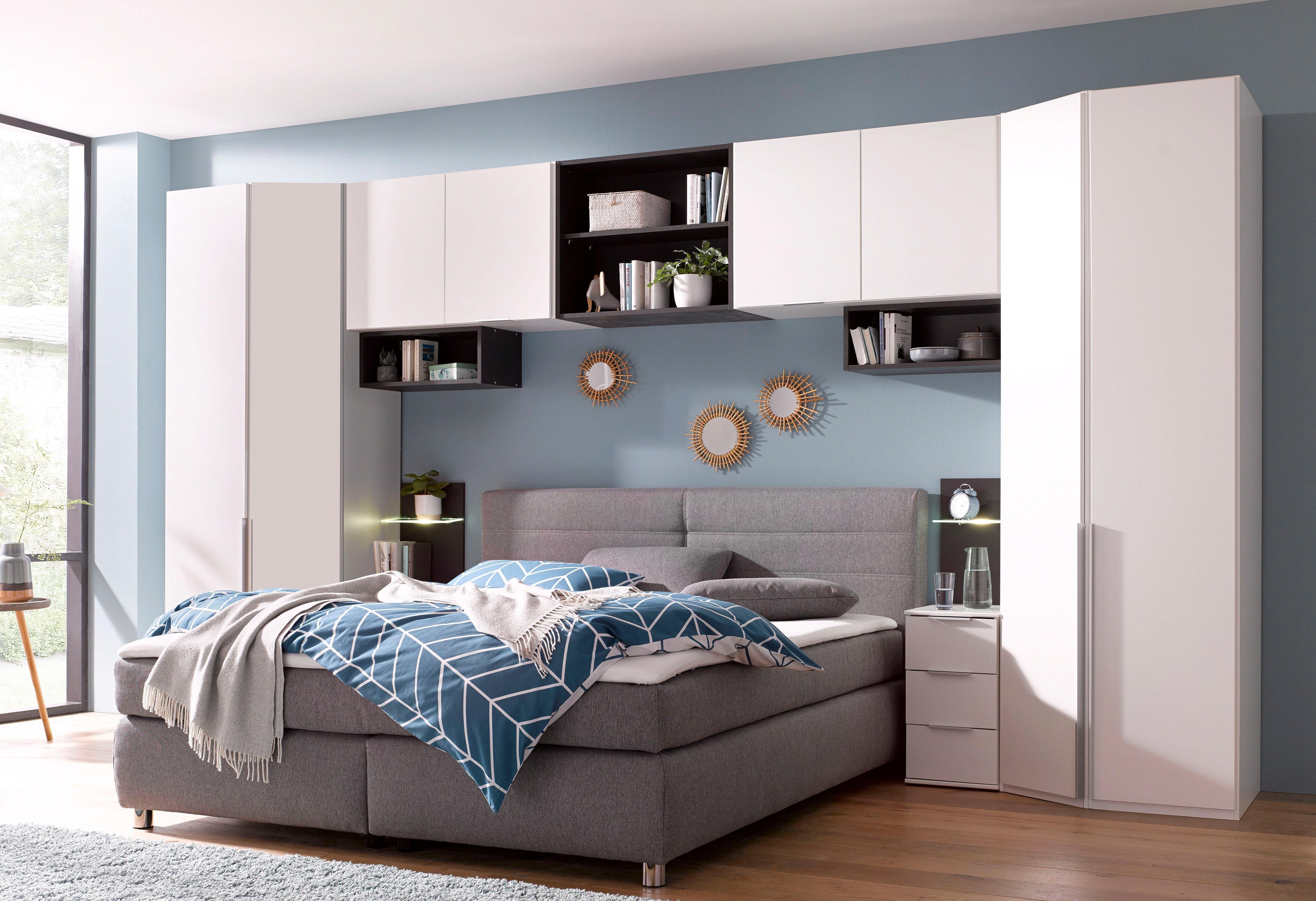 Schlafzimmer Set Nussbaum Schwarz. Schlafzimmer Einrichten Beispiele ...