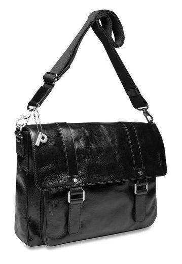 Messenger Bag »buddy« Zwei Zierschnallen Picard Mit RqTnWa6x