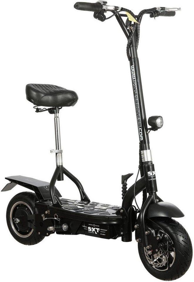 sxt scooters e scooter sxt cruiser 800 w 33 km h. Black Bedroom Furniture Sets. Home Design Ideas
