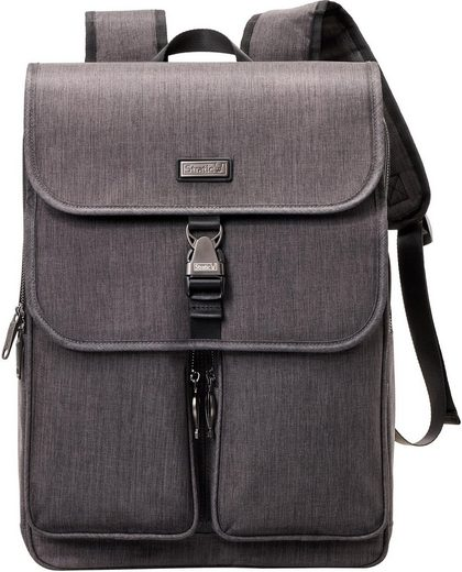 Stratic Laptoprucksack »Lead«