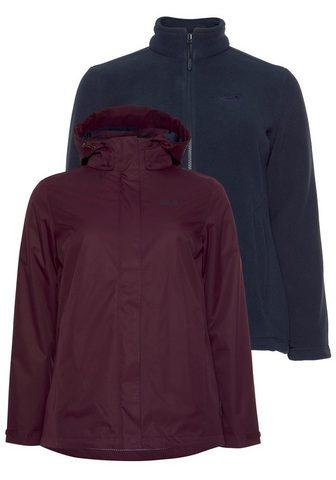 JACK WOLFSKIN Куртка 3в1 многофункциональная »...