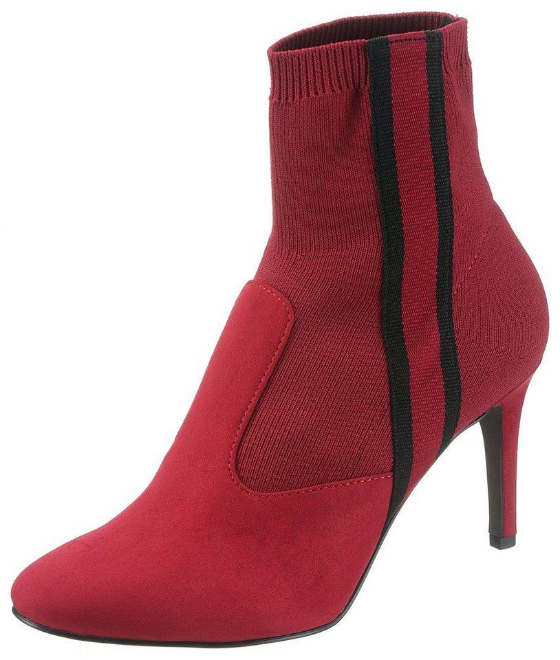 99a8af9f19a684 Tamaris Stiefelette mit Stretchschaft kaufen