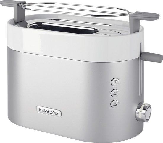 KENWOOD Toaster K-Sense TCM 401 TT, 2 lange Schlitze, für 2 Scheiben, 1100 W