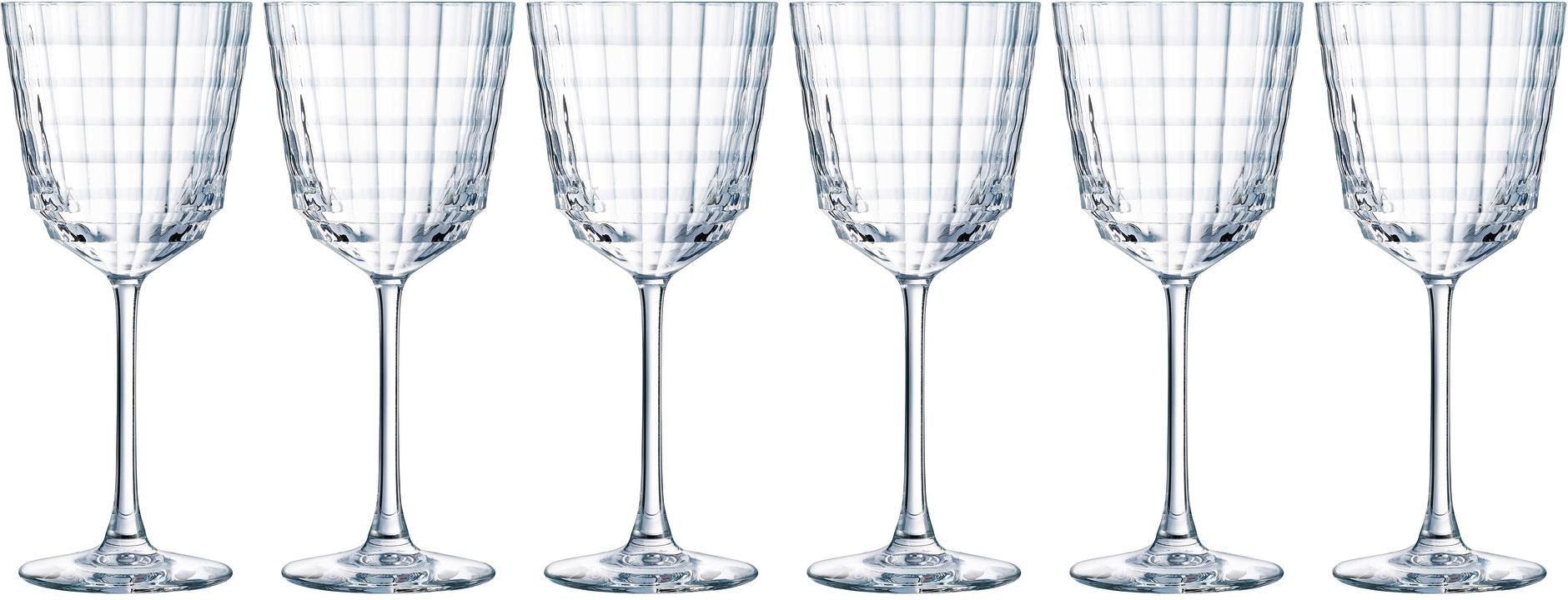 CRISTAL D´ARQUES Rotweinglas »Iroko« (6-tlg)