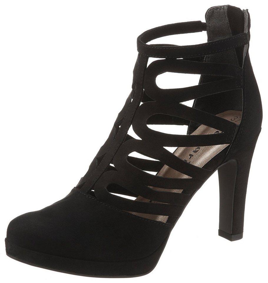 3f4580b4630af6 Tamaris High-Heel-Stiefelette im sommerlichen Design online kaufen ...