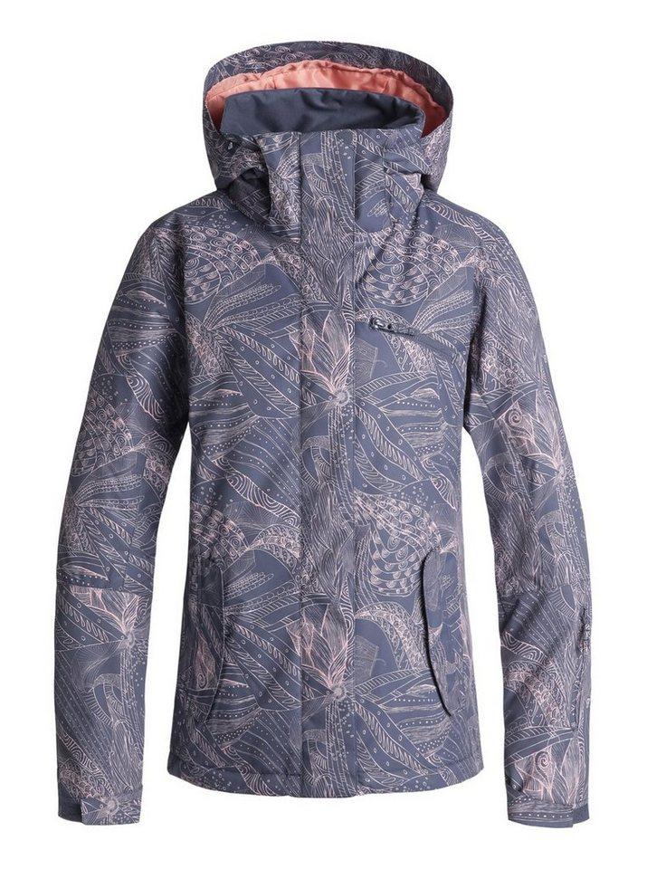 Roxy Snowboardjacke »ROXY Jetty« | Sportbekleidung > Sportjacken > Snowboardjacken | Blau | Polyester - Twill - Taft | Roxy