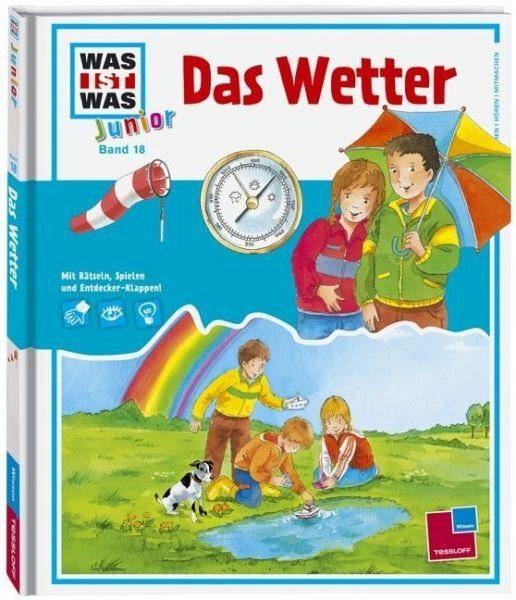 Gebundenes Buch »Das Wetter / Was ist was junior Bd.18«