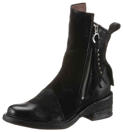 A.S.98 »MIRACLE« Cowboy Boots mit lässigen Fransen