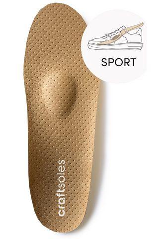 craftsoles Ortopediniai Schuheinlagen »Sportschuh...