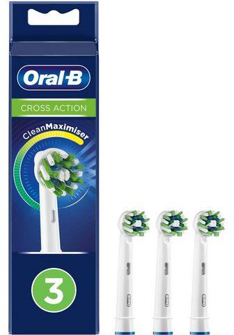 Oral B Aufsteckbürsten »Cross Action CleanMax...