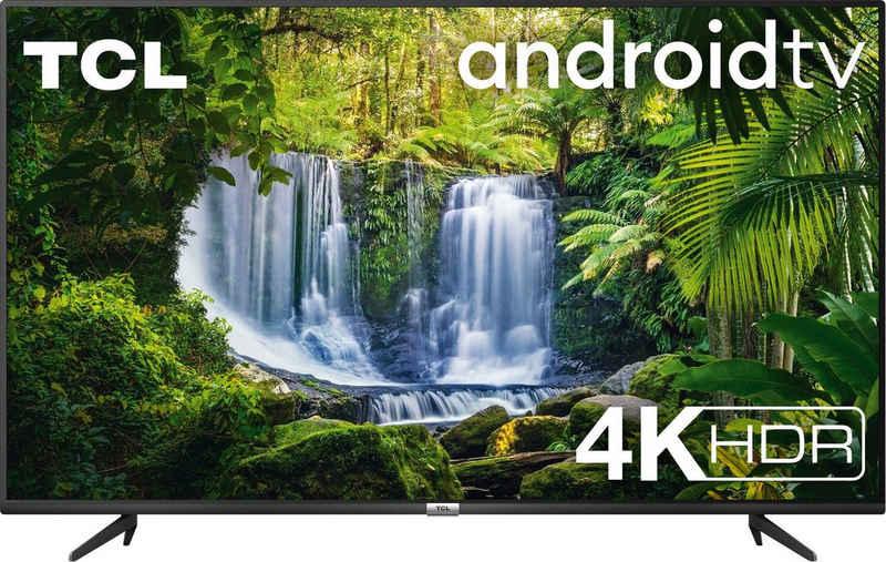 TCL 50P616X1 LED-Fernseher (126 cm/50 Zoll, 4K Ultra HD, Smart-TV, Android 9.0 Betriebssystem)