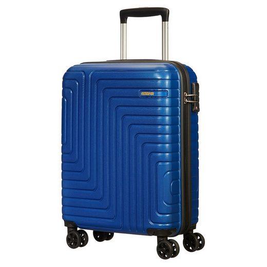 American Tourister® Handgepäck-Trolley »Mighty Maze 4-Rollen-Kabinentrolley S 55 cm«, 4 Rollen Rollen