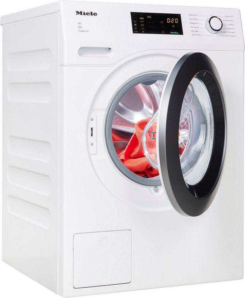 Weichspülerfach wasser miele waschmaschine im Miele Gala