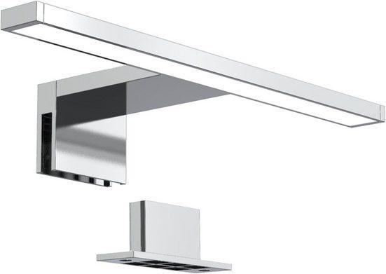 B.K.Licht Spiegelleuchte »Talitha«, LED Bad Spiegellampe Badezimmer Beleuchtung Aufbau-Lampe IP44 Schminklicht