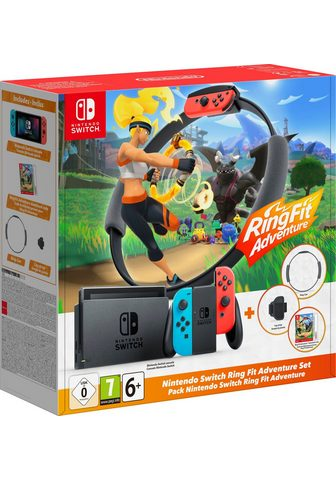 Nintendo Switch Žiedas Fit Adventure rinkinys