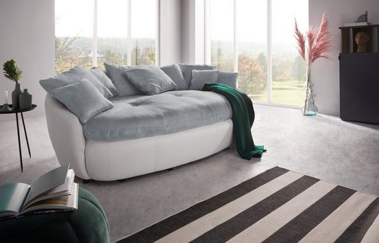 INOSIGN Big-Sofa »Amaru«, grosszügiges, gemütliches Megasofa