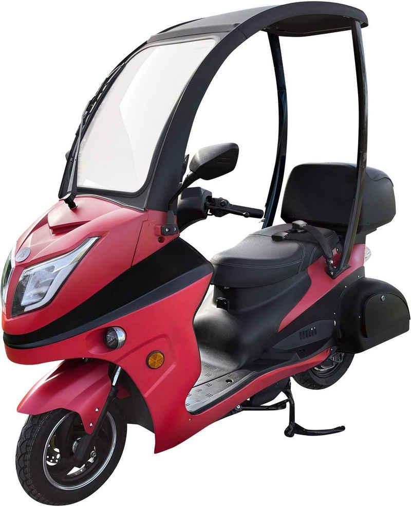 Santa Tina E-Motorroller »Lucca Duo«, 45 km/h