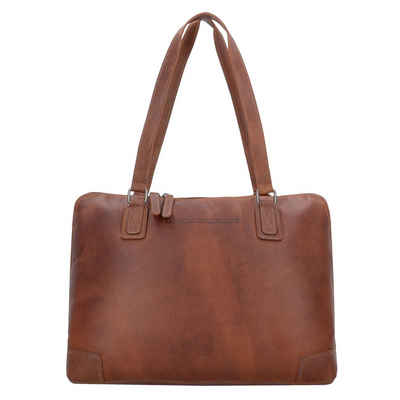 The Chesterfield Brand Schultertasche »Wax Pull Up«, Leder