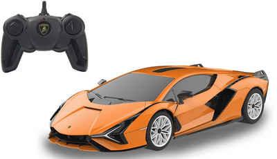 Jamara RC-Auto »Lamborghini Sián 1:24, orange - 2,4 GHz«