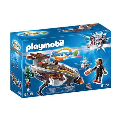 Playmobil® Spielfigur »PLAYMOBIL® 9408 Sykronischer Raumgleiter mit Gene«