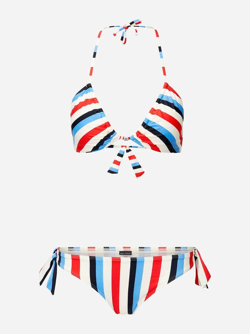 Marc O'Polo Triangel-Bikini »Printed«