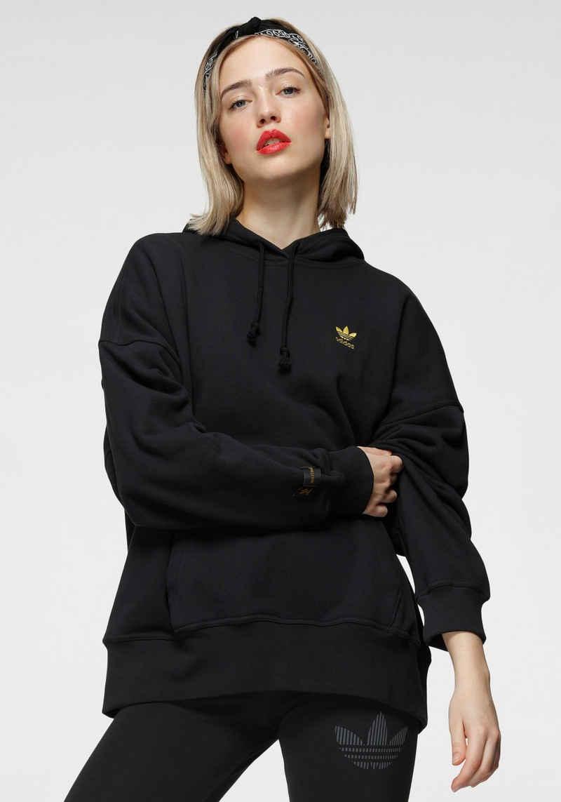 adidas Originals Kapuzensweatshirt »MARIMEKKO OVERSIZED HOODIE WITH GRAPHIC«
