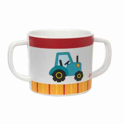 Sigikid Kinderbecher »Traktor«, Melamin