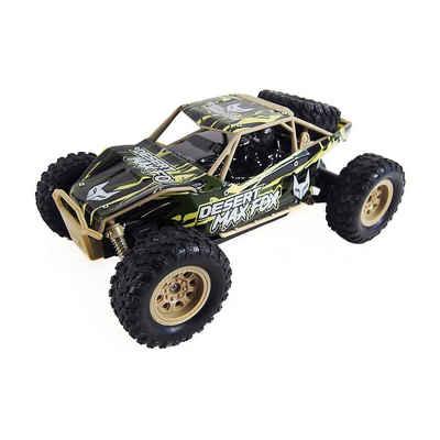 Amewi Spielzeug-Auto »Desert Truck Ghost 1:24 RTR blau-schwarz«
