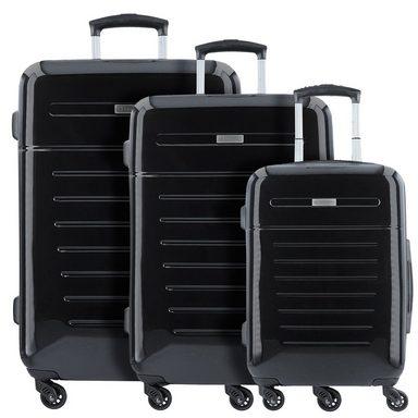 bugatti Panama 4-Rollen Kofferset 3tlg.
