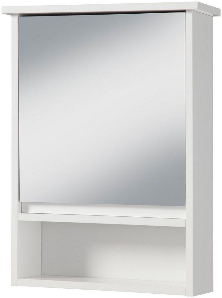 spiegelschrank luzern spiegelschrank mit t r und 3. Black Bedroom Furniture Sets. Home Design Ideas