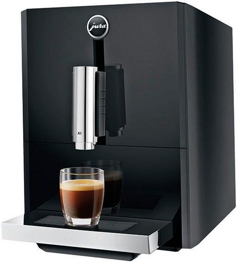 JURA Kaffeevollautomat 15133 A1 Piano Black
