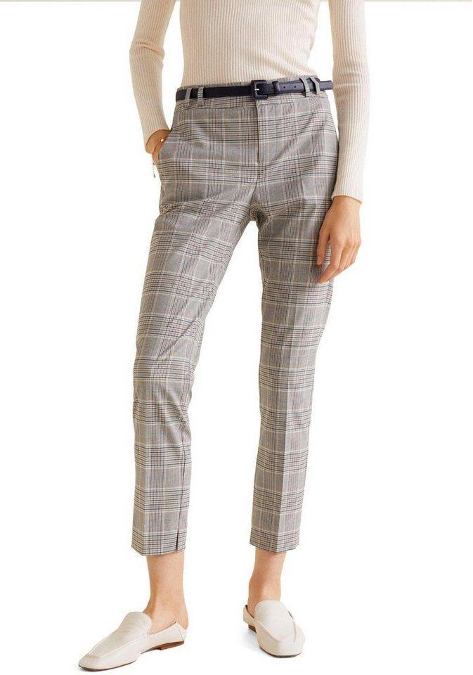 MANGO Anzughose »DAVID«   Bekleidung > Hosen > Anzughosen   Grau   MANGO