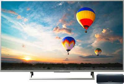 Sony KD49XE8077 LED Fernseher (49 Zoll, 4K Ultra HD, Smart TV
