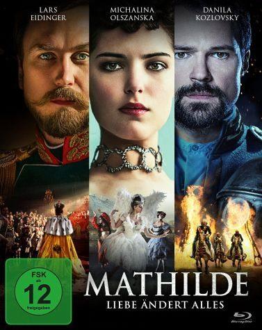 Blu-ray »Mathilde - Liebe ändert alles«