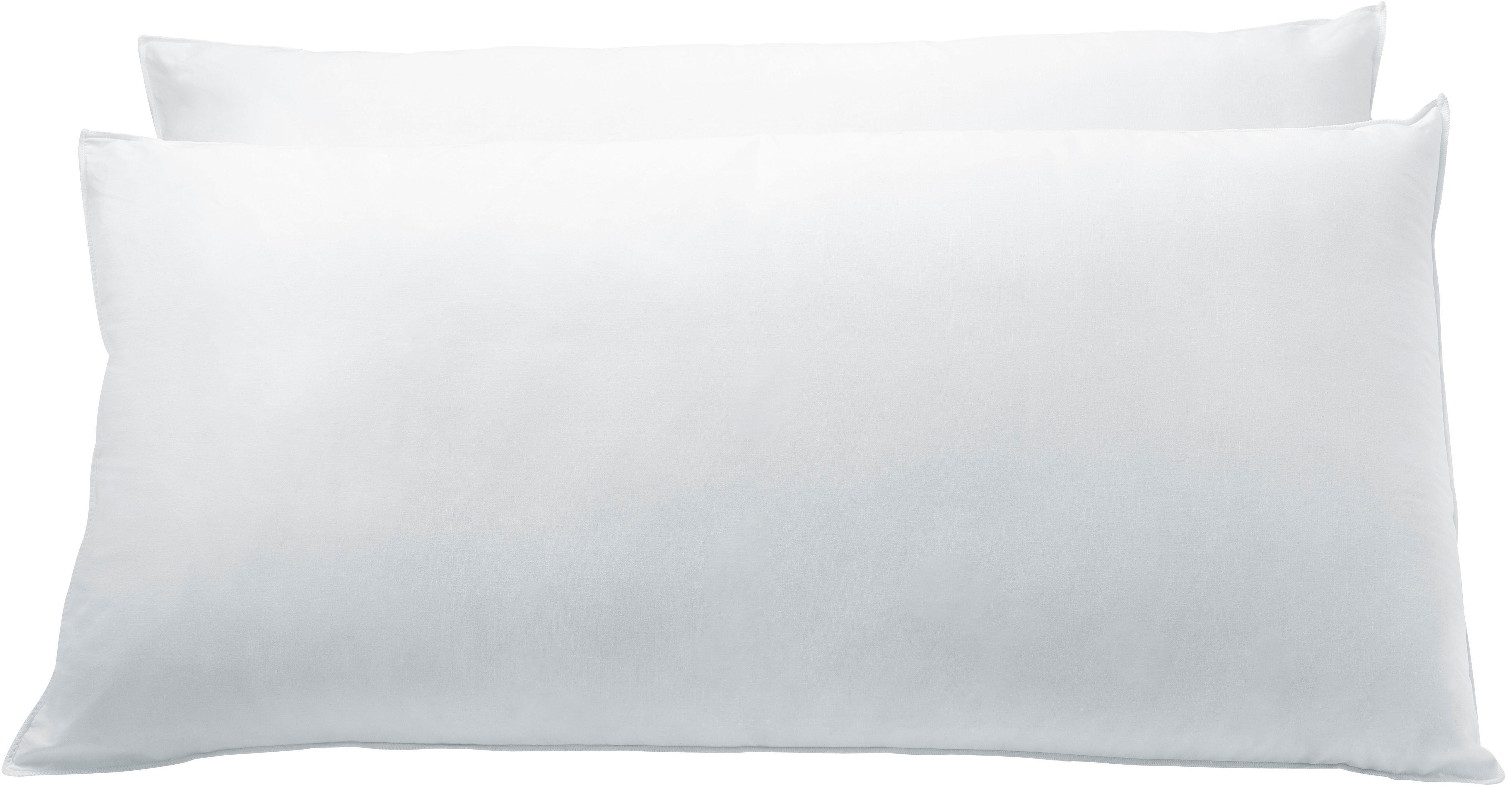Wasserkissen, »Mediflow Original Wasserkissen 5201 Doppel-Pack 40x80cm«, Mediflow, Bezug: 100% Baumwolle, (2-tlg)