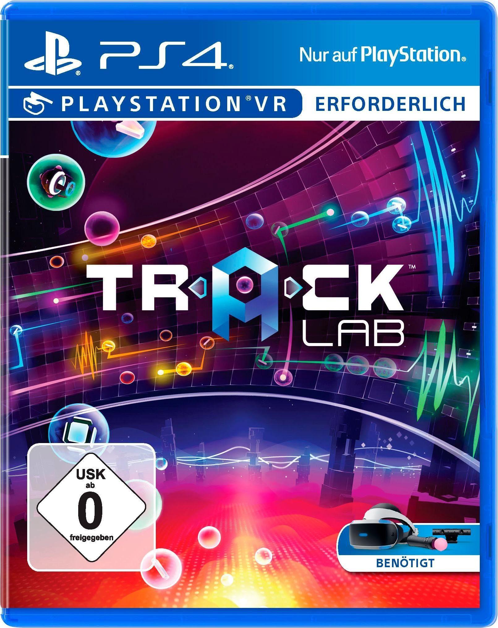 Track Lab VR PlayStation 4