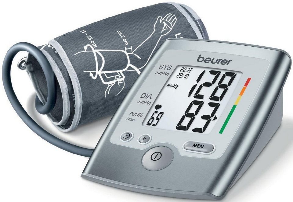 BEURER Oberarm-Blutdruckmessgerät BM 35 kaufen - OTTO