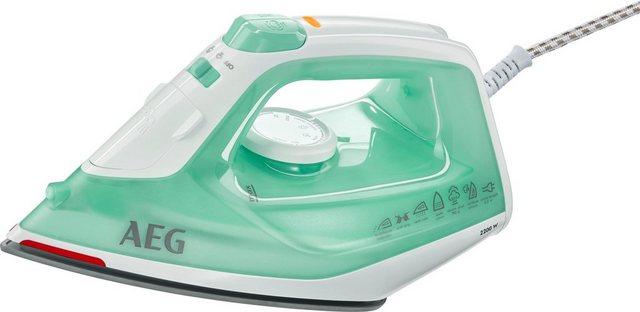 AEG Dampfbügeleisen EasyLine DB 1720  2200 W   Flur & Diele > Haushaltsgeräte > Bügeleisen   AEG