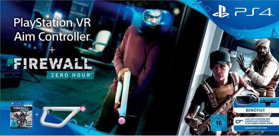 Firewall: Zero Hour VR PlayStation 4, inkl. PlayStation-VR-Aim Controller