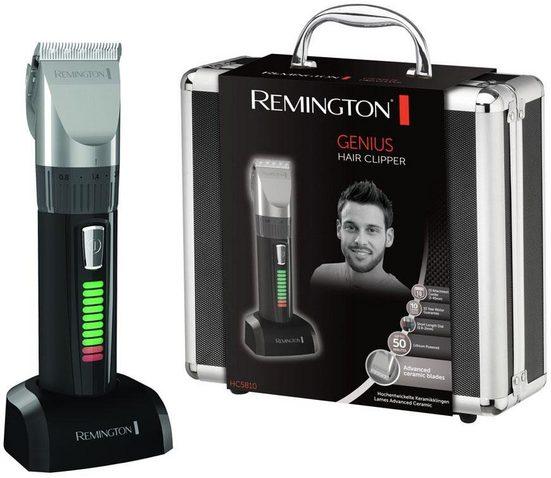 Remington Haar- und Bartschneider HC5810 – Genius, Akku/Netz