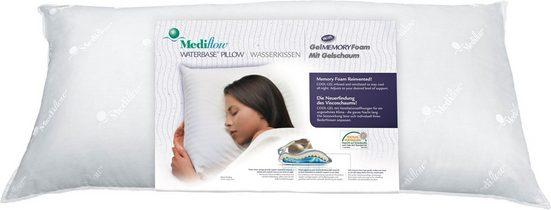 Wasserkissen, »Mediflow Original Visco-Gelschaum-Wasserkissen 5007 50x70cm«, Mediflow, (1-tlg)