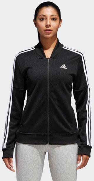 adidas Performance Trainingsjacke auch in großen Größen 5b07d6635c