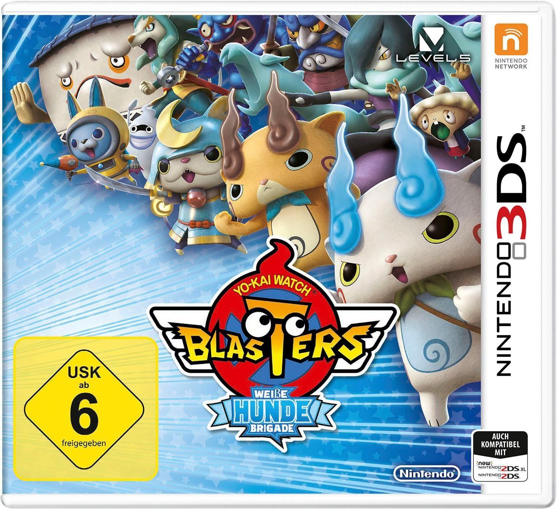 YO-KAI WATCH BLASTERS: Weiße-Hunde-Brigade Nintendo 3DS
