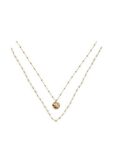 HALLHUBER Halsband »mit echten Süßwasserperlen«