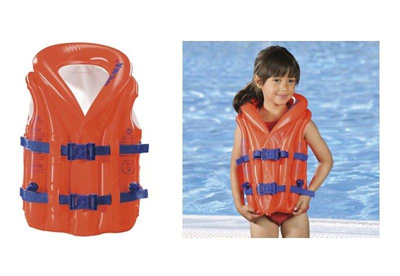 Schwimmlernhilfe, BEMA® in orange